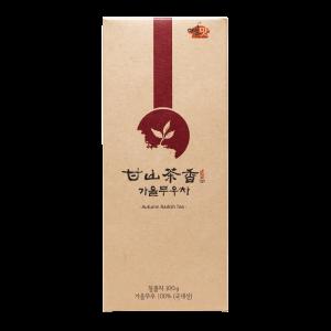 [감산다향] 가을무우차 100g