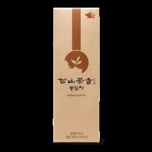 [감산다향] 뽕잎차 50g