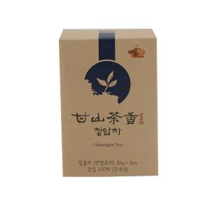 [감산다향] 청암차세트 35g*2