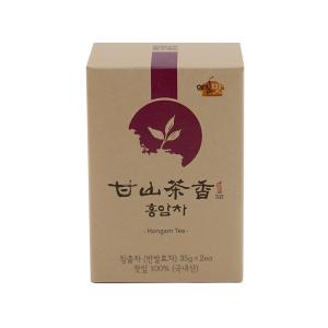 [감산다향] 홍암차세트 35g*2