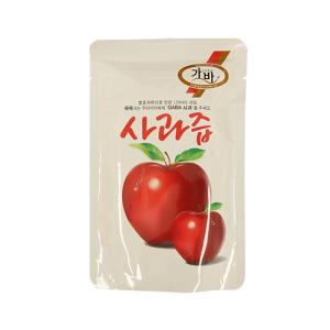 [금도식품] GABA사과즙 1Box(50팩)