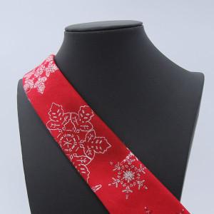 [큐신라]  코튼 패턴 넥타이