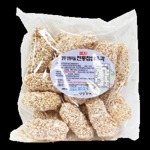 [경주양동마을전통손한과] 병사유과(동굴이) 150g
