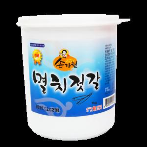 [손가원젓갈/장류] 멸치젓갈(마리) 1kg/ 2kg