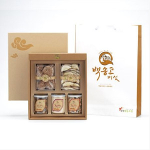 [광명협동조합] 건백송고 선물세트(5호)