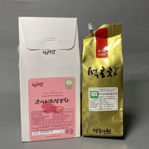 [석로다원] 유기농 비트 생강차 100g