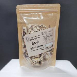 [버섯농장틈수골] 마른 송화버섯잡채용 120g