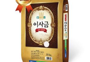 [경주시농협쌀조합법인] 이사금 경주쌀 20kg