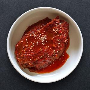 [장다미] 콩잎양념무침 1kg