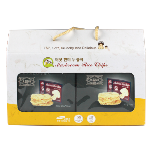 표고버섯 현미 누룽지 800g 선물세트