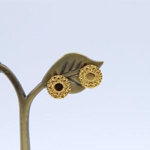 [큐신라] 신라문화재 귀걸이-연화문 C형 10mm/귀걸이-선덕대왕신종
