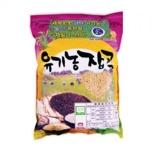 [동원농장] 유기농 발아현미 1kg/2kg/3kg/4kg/5kg
