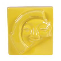 [큐신라] 미소 저금통 (흰색/노랑색/파랑색/검정색)